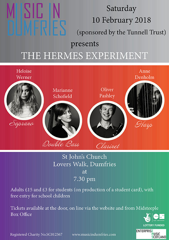 The - Hermes Experiment