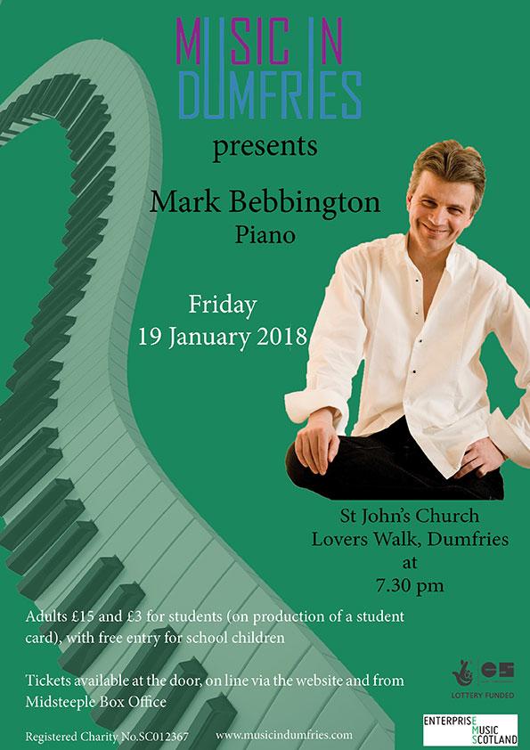 Mark Bebbington - January 2018